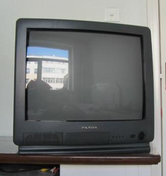 21英寸熊猫电视机