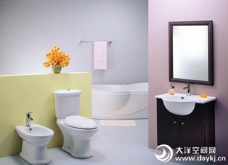 25款时尚浴室配色方案