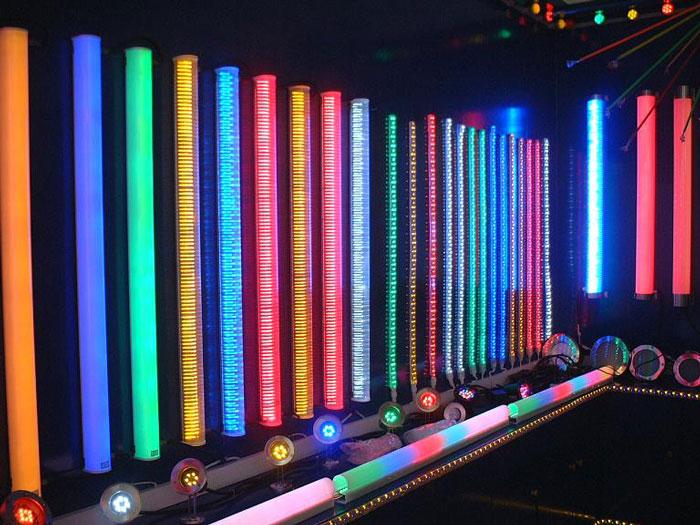 LED产品展示