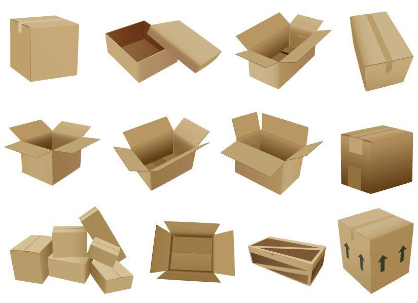 提供各種高低檔紙箱紙板格墊