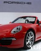 新保时捷911 Carrera敞篷跑车
