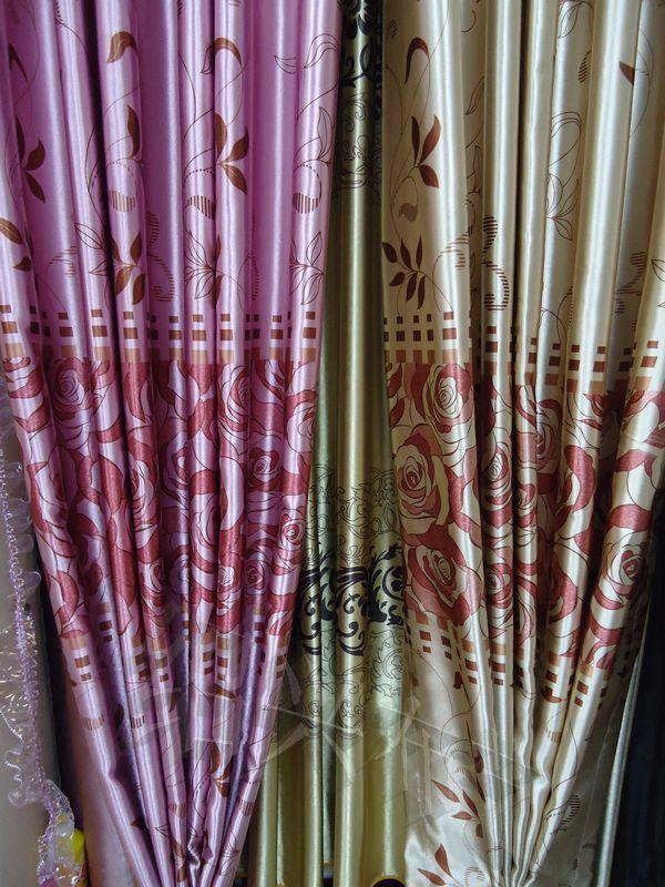 遮光布(窗簾)