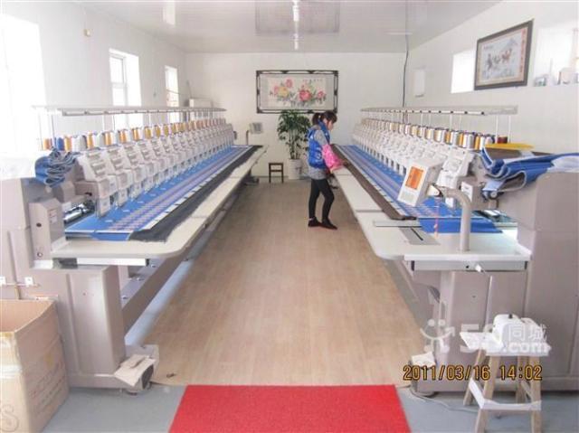 青岛小型刺绣机