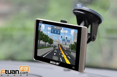 GPS導航地圖升級