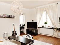 畅享温暖阳光 57平米时尚单身公寓