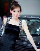 国产最漂亮的八位仙女级车模 (组图)