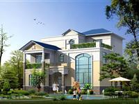 别墅效果图设计