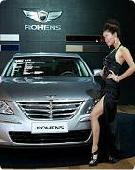 韩国最美丽的车模