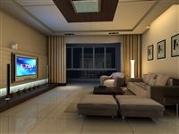 客厅的现代装修风格设计图