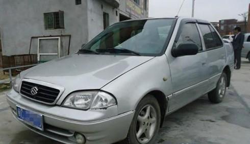 (出售)铃木 羚羊 2003款豪华型