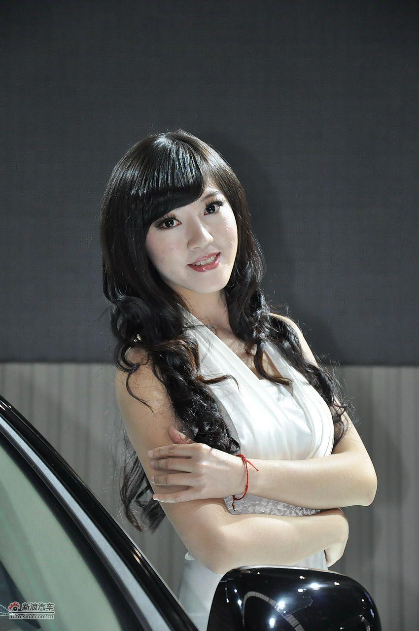 2011南宁车展模特