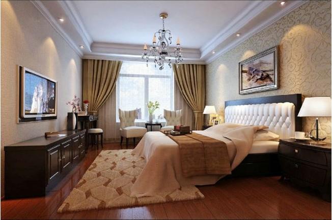 背景墙 房间 家居 起居室 设计 卧室 卧室装修 现代 装修 652_433图片