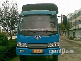 阜寧開發區出售2010年解放賽龍Ⅱ6.8米高攔貨車