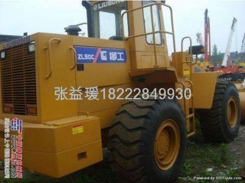 新柳工50C型柳工裝載機低價出售