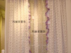 布之艺品牌窗帘(田园风情)