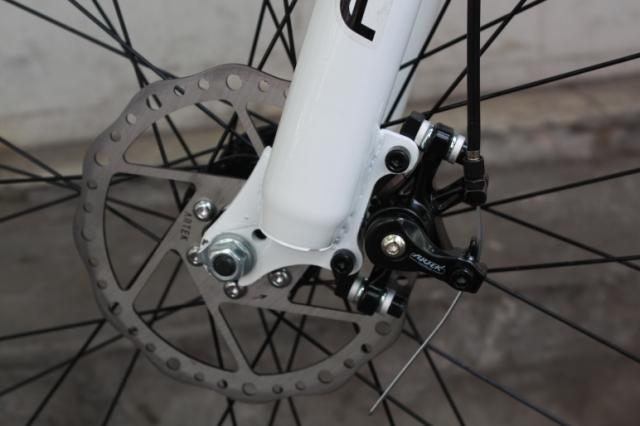 自行车刹车系统