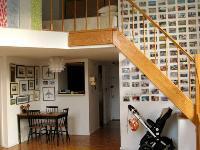 18图晒国外家居照片墙个性设计