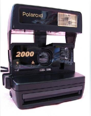 宝丽来2000一次成像相机拍立得复古情人节礼物热销