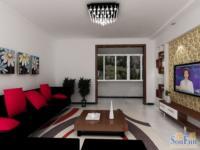 二居室-98�O-2.6万装修方案