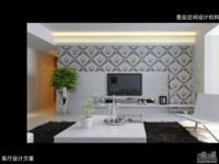 三居室-131.31�O-6万装修方案