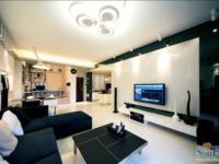 二居室-84㎡-4万装修方案
