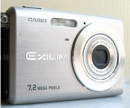 卡西欧数码相机 720 万像素 - 350元
