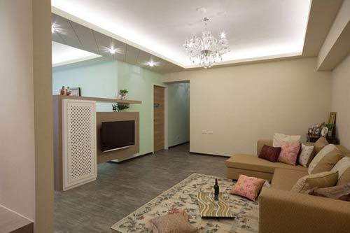 交换空间小户型 看开放式家居案例