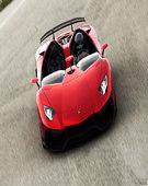 兰博基尼Aventador J Speedst跑车
