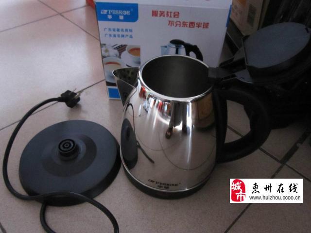 电热水壶全新 - 80元