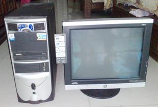 低价 出售二手电脑一台!