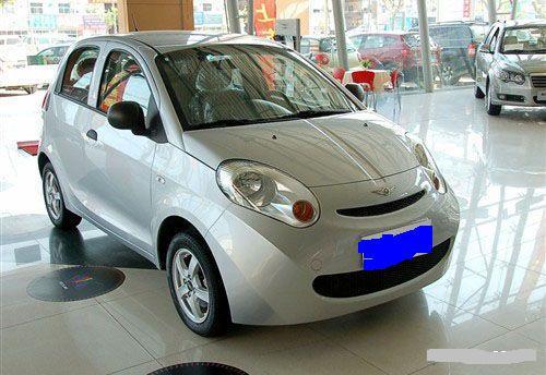 QQ车的进化版―瑞麒