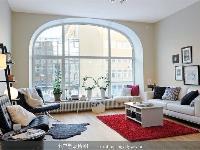 斯堪的那维亚风格家居装修案例