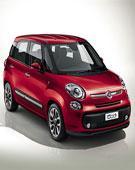菲亚特将推500跨界版车型 或2013年亮相
