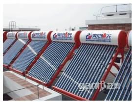 不计成本低价转让水空调、太阳能热水器