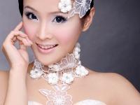 新娘妆展示