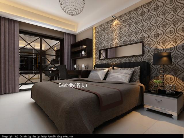 客厅设计视角