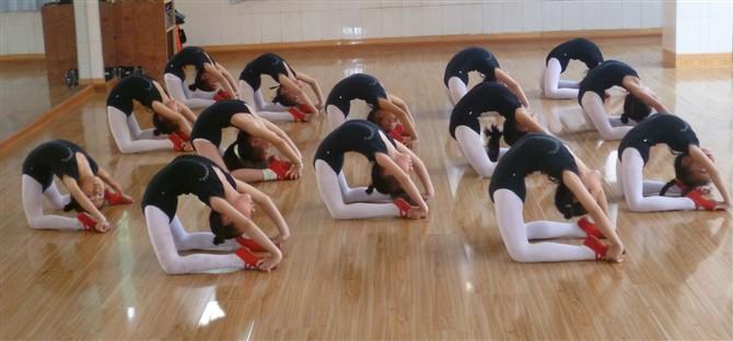 舞蹈启蒙训练,舞蹈基础训练