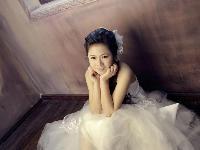 古色古香婚纱照