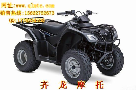 铃木Ozark 250