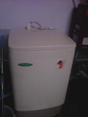 出售9成新海爾2.0全自動洗衣機一臺