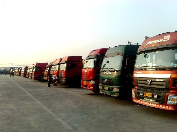 金乡县物流运输公司 办理车辆挂靠、配货