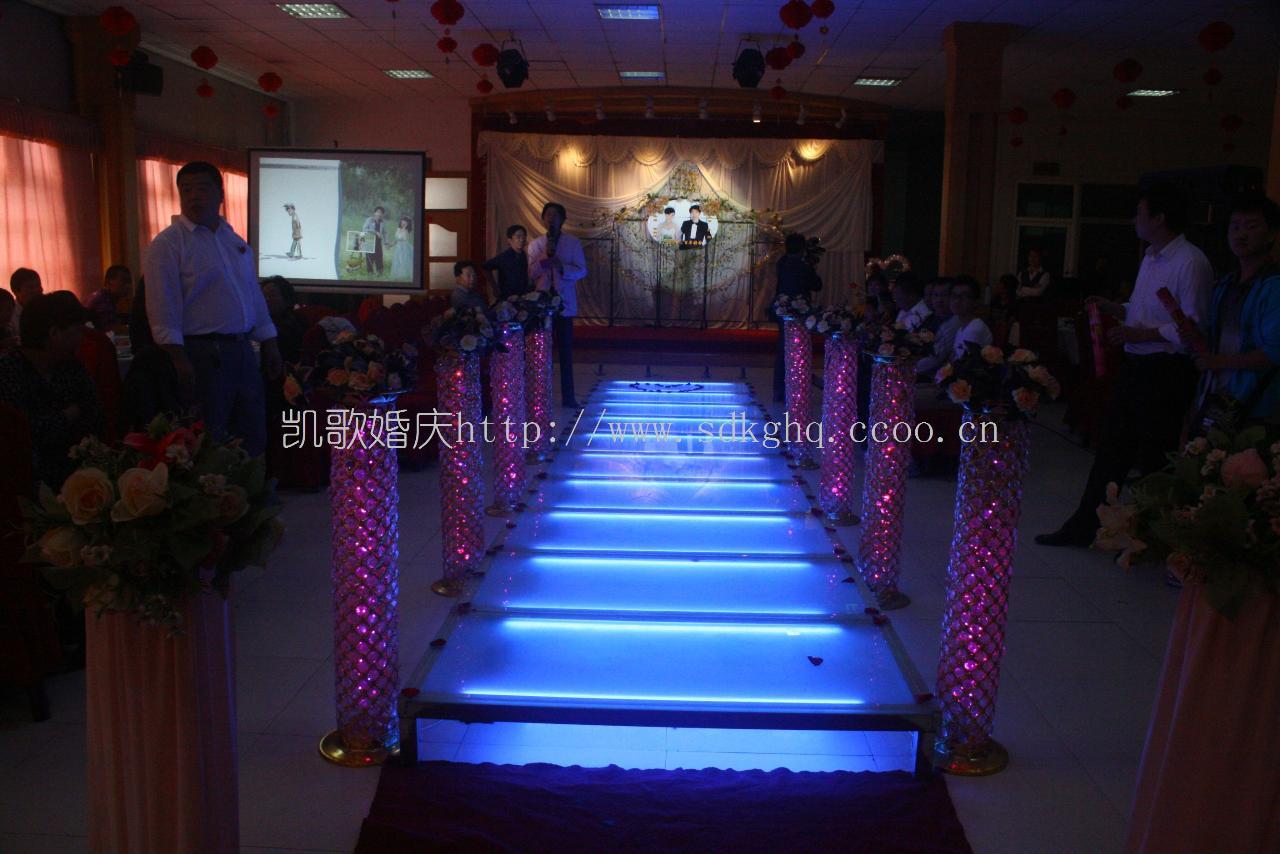 婚礼现场照片