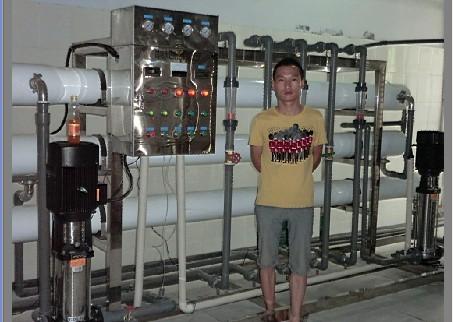 宁夏纯净水设备 软化水设备