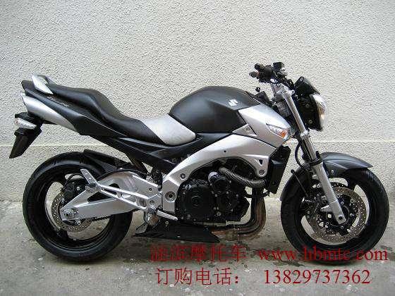 铃木摩托车GSR400未来战车出售