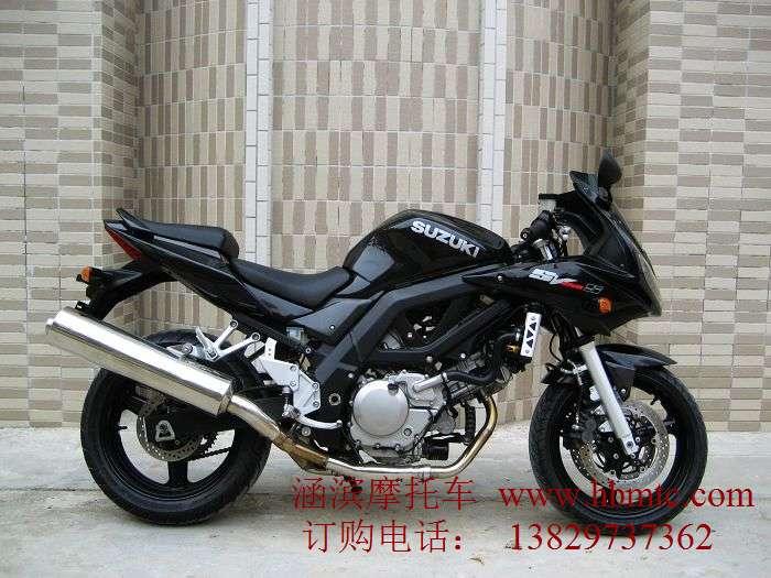 铃木摩托车SV650S出售