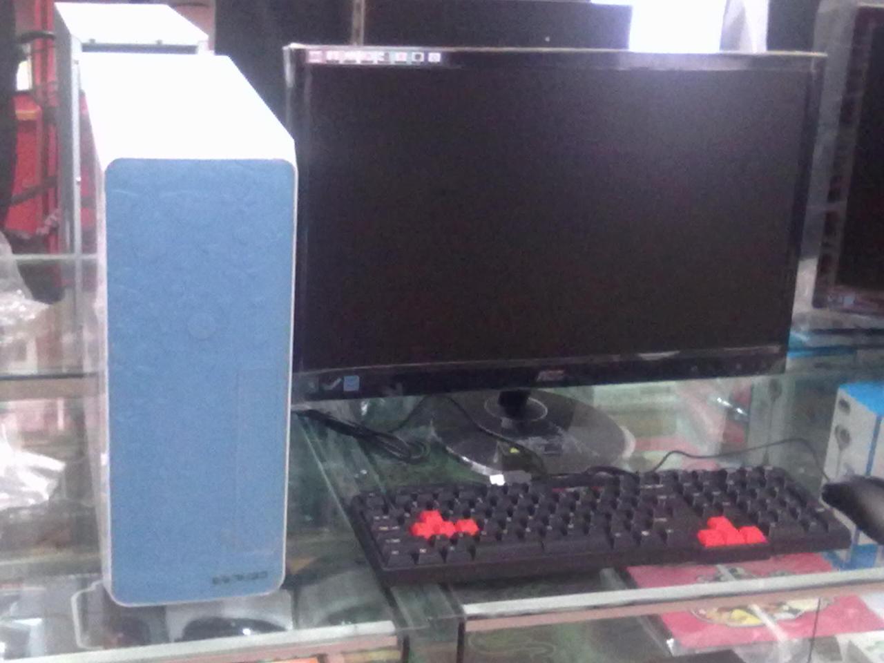 全新組裝臺式電腦