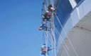 福州施工团队专业清洗外墙