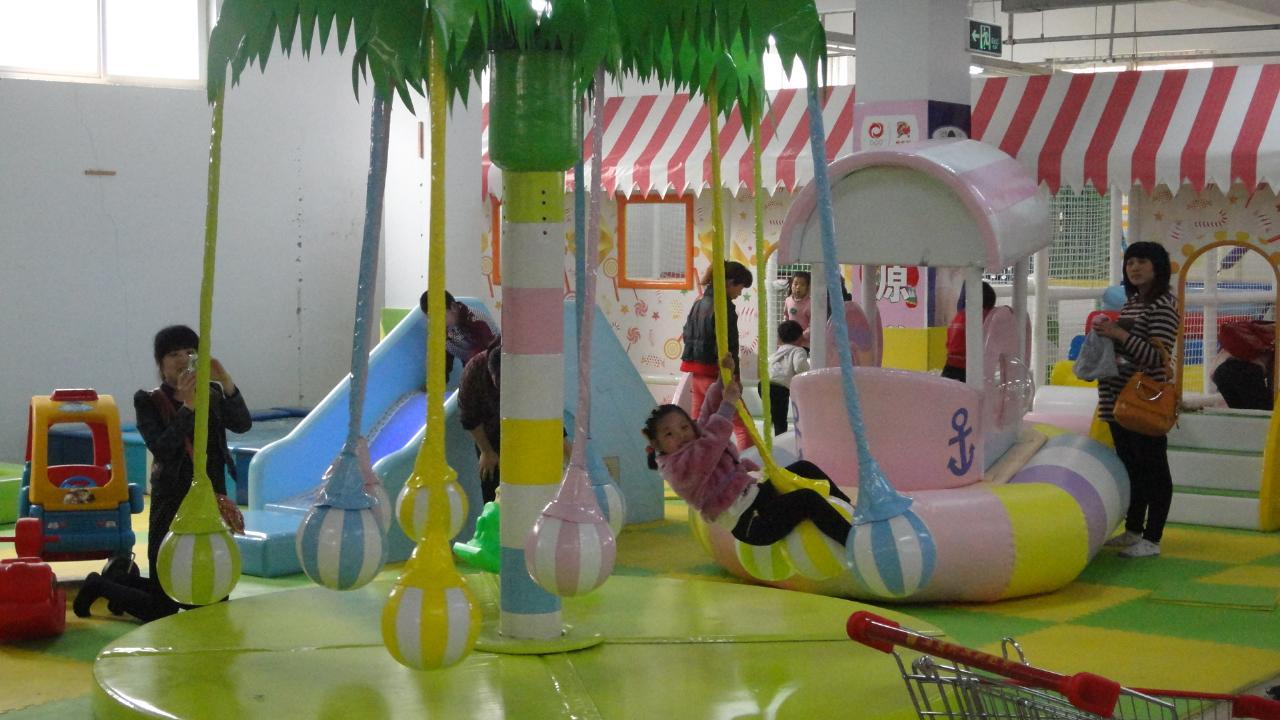 <石头 剪刀 布>儿童乐园招幼儿园合作