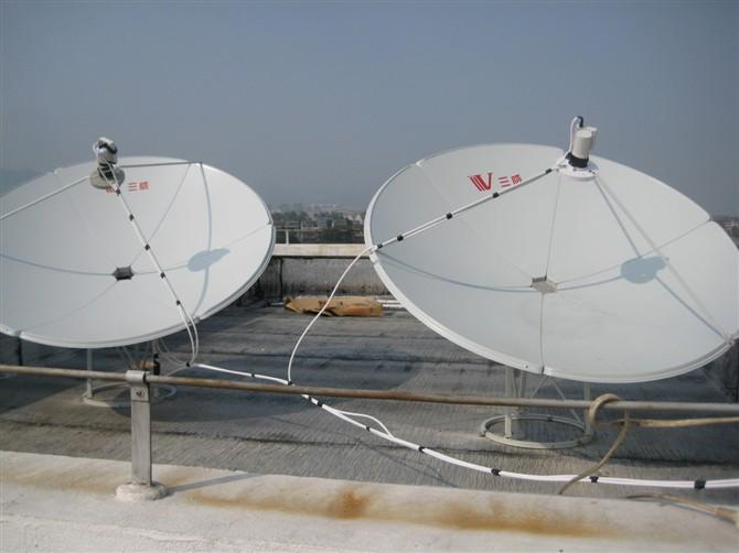 美高梅娱乐卫星接收器安装