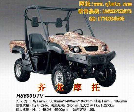 铃木HS600UTV沙滩车
